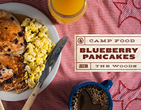 Camp Food Photos