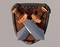 Sword   Icon Design