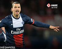 Smart TV App - LG/Esporte Interativo