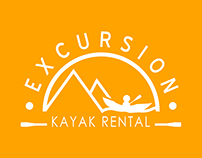 Excursion Logo Design
