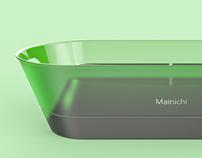 MAINICHI Dish Drainer Concept