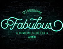 Fabulous Typeface