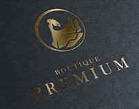 Boutique Premium Logo