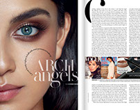 Vogue Arabia - Arch Angels