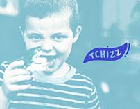 TCHIZZ! - BRAND IDENTITY