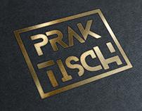 PrakTisch Logo design (2014)