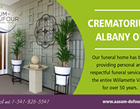 Crematorium Albany OR | Call - 1-541-926-5541 | www.aas