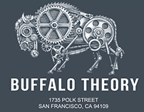 Buffalo Theory Logo Illustrated by Steven Noble