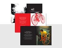 Editorial Design: SHIFT Active Media