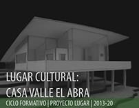 2013.20_Proyecto Lugar_Casa Valle el Abra