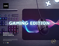 Mouse Pand Mockup Generator (gaming edition)