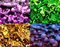 Boiling Color - VJ Loop Pack (5in1)