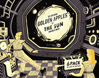 """Golden Apples of the Sun"" Hard Cider"