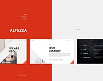 ALTEZZA - FREE PRESENTATION TEMPLATE