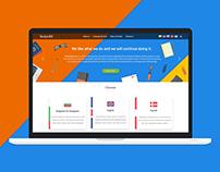 StudyinBG Website Redesign Presentation