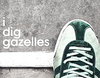 My Shoe Box - Adidas Gazelle