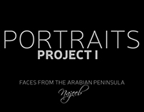 10 PORTRAITS PROJECT