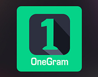 oneGram  Mobile app