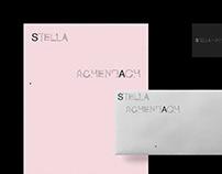 Stella Achenbach – Brand Identity