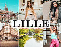 Free Lille Mobile & Desktop Lightroom Presets