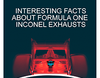 Inconel race exhaust fabrication in Formula One