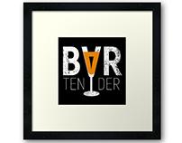 Print design for Bar/Cafe/Restaurant