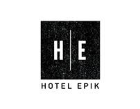 Hotel Epik Logo