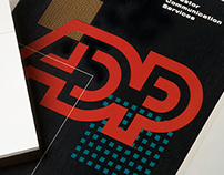 Worksight : ADP brochures and pocket folder