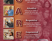 Winning Poster Chesapeake  U CARE Customer Service