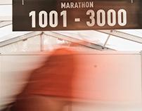 Life of a marathon runner