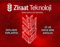 Ziraat Teknoloji - Paylaşım Toplantısı