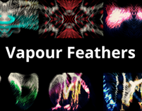 Vapour Feathers VJ Loop Pack