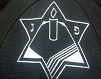 Знак для еврейского похоронного сообщества Хевра Кадиша