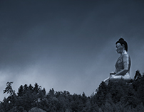 Buddha Dordenma Statue,Thimpu,Bhutan