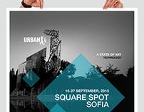 Urban Spot Poster