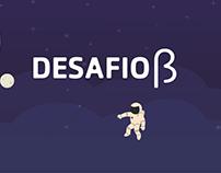 UX/UI página web Desafio Beta Wiz