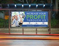 Corporate Business Billboard Template Vol.3