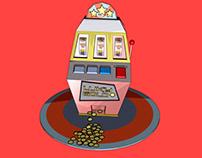 Create an Animated Gambling Machine