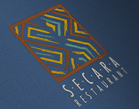 Logo Design for Secara Restaurant in NYC