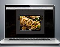 Prawns Chophouse & Bistro Website Redesign