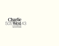 Charlie West Condos - Marketing Design