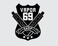 Logo Vapor 69 Shop