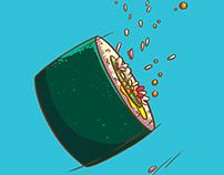 Revista ¡elé! - Foods of the World
