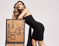 Noémie B Couture FW17 Campaign