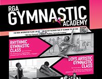 Gymnastic Flyers