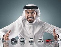 Euro Motors 2014 ramadan promotion