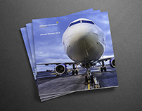Newcastle Airport Annual Review 2014