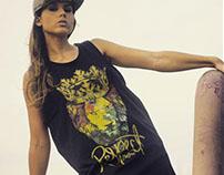 Haze Street - Branding + T-shirt arts