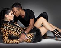 Kendall Jenner & Olivier Rousteing