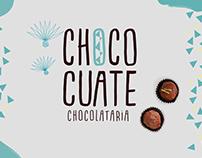 Choco Cuate | Branding